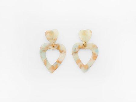 Valet Studio Georgette Earrings - Natural