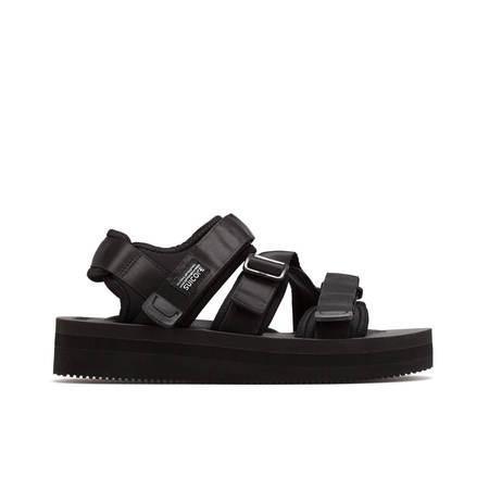 UNISEX SUICOKE Kisee-VPO sandals - black
