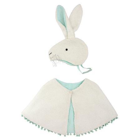 Kids Meri Meri Sherpa Bunny Dress Up Kit