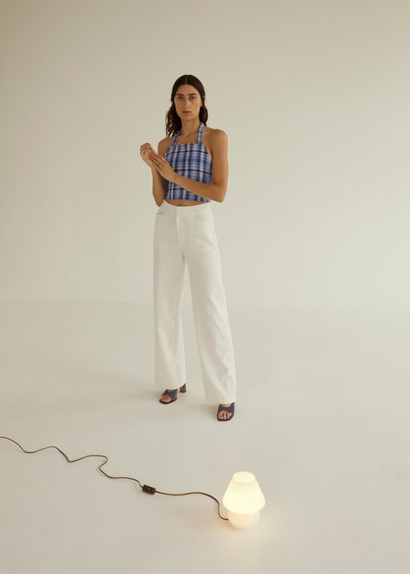 permanent vacation Everyday Pants - Ivory
