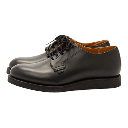 Red Wing Shoes POSTMAN Style 101 OXFORD - Black