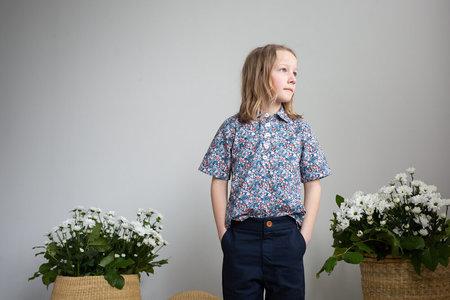 Kids Devon's Drawer Gladioulus shirt