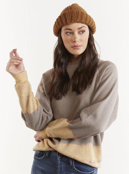 THE ODELLS Sweater Knit Beanie - Garam