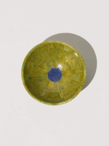 MODERN CRYSTALS Energy Infused Serpentine Bowl