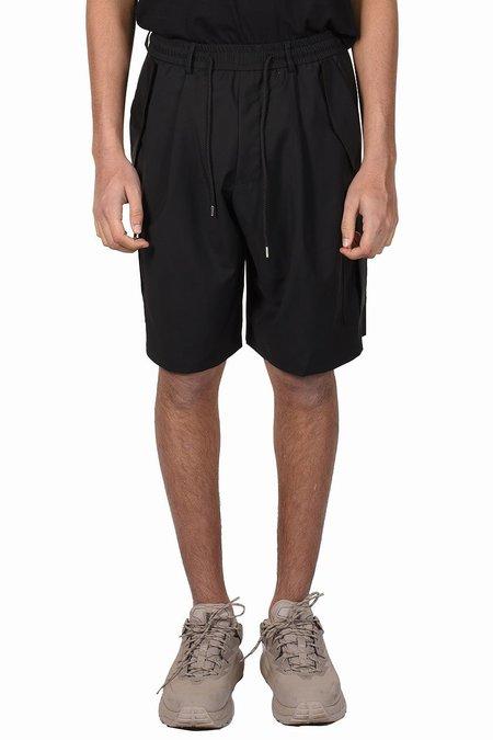 Lownn Cargo Shorts - Black