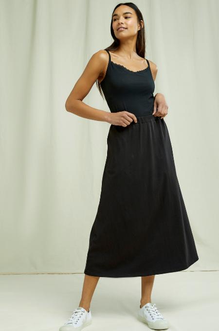 People Tree Beatrix Skirt - Black