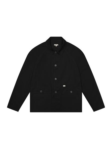 Knickerbocker Raglan Hunting Jacket - Black