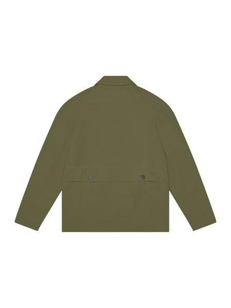 Knickerbocker Raglan Hunting Jacket - Field Olive