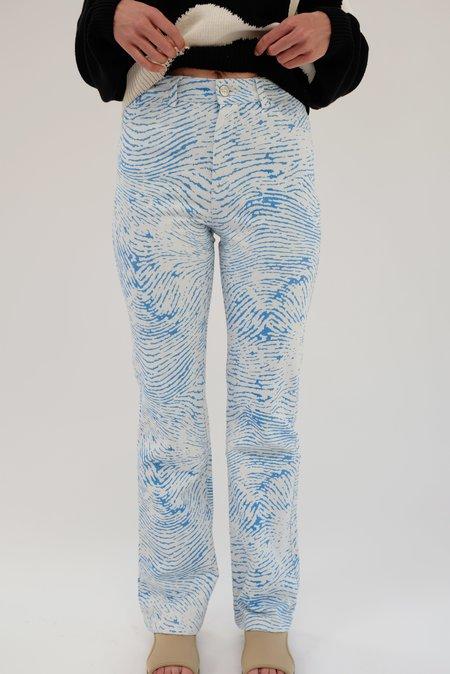 Paloma Wool Huella Pant - Soft Blue