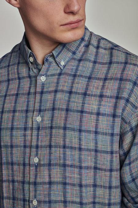 Delikatessen Feel Good Shirt - Checkered Linen