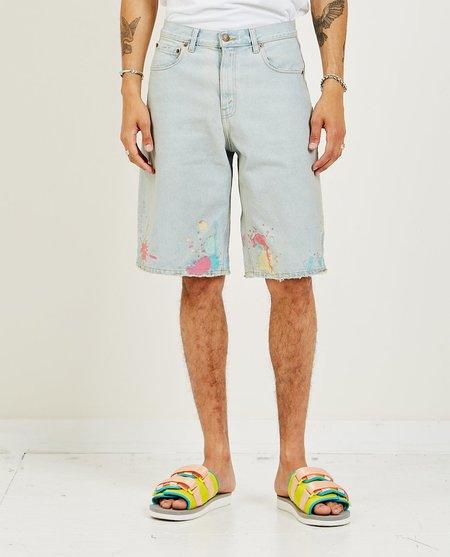 Levi's Vintage 565 Shorts - Light Indigo Wash