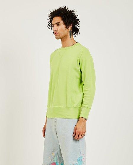 Levi's Vintage Bay Meadows Sweatshirt - Acid Green