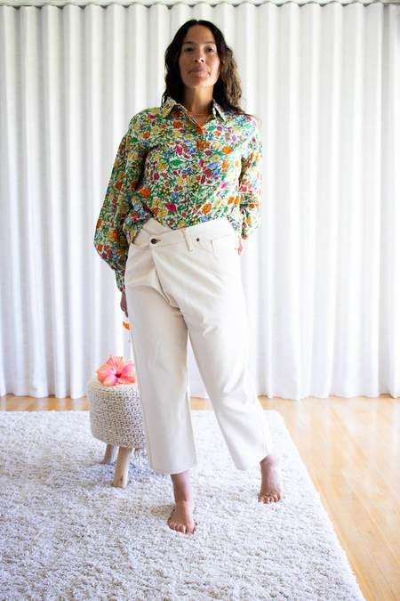 Mii Collection Dipa Shirt - Multicolor