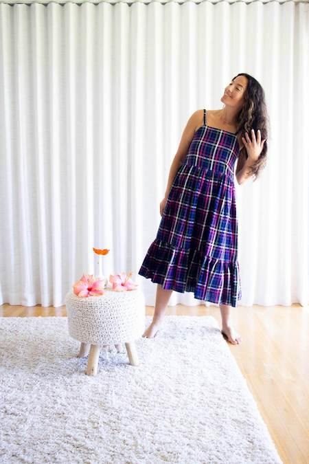 Mii Collection Paula Dress - Magenta