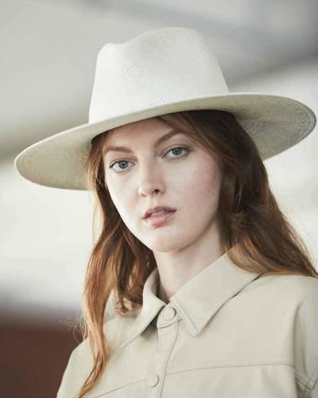 Janessa Leone Sherman fedora - Bleach