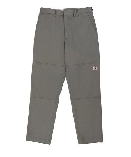 Randy's Garments Double Knee Work Pant - Gray
