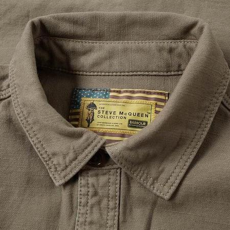 Barbour Steve Mcqueen™ Bow Tailored Overshirt
