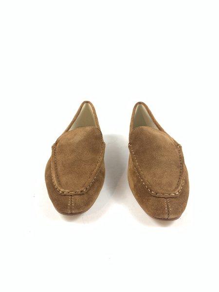 Vagabond Cleo Loafers - Caramel