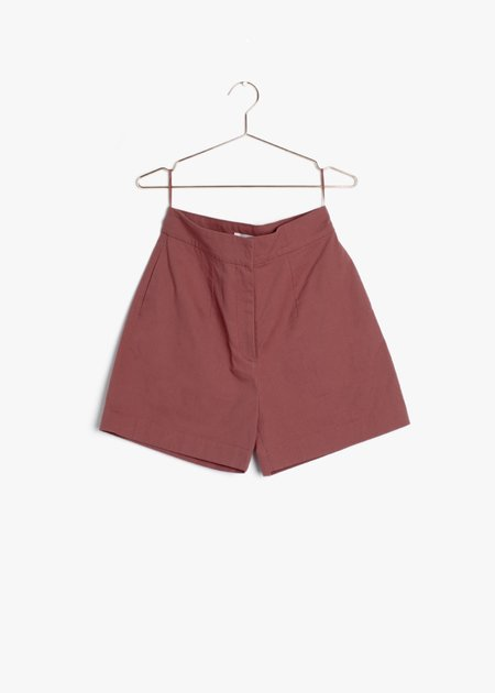 Mabel and Moss Wren Shorts - Pink Clay