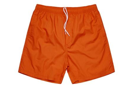 Milworks Easy Beach Short - Orange Crush