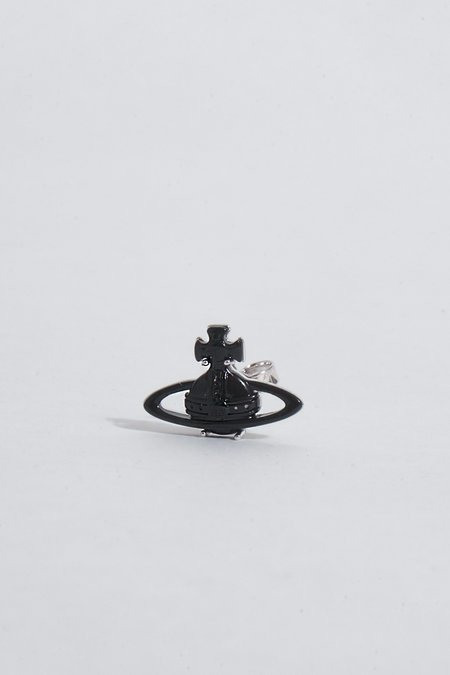 Vivienne Westwood Suzon Single Stud earrings - brass
