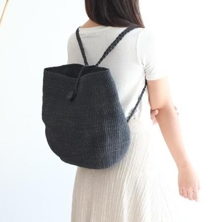 INNÉ Studios Anita Backpack - Black