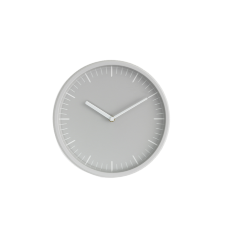 Normann Copenhagen Day Wall Clock - Light Grey