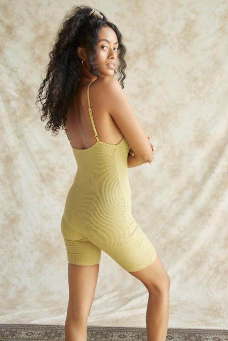 SELVA / NEGRA Yamel Bodysuit - Matcha