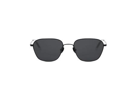 Monokel otis Black Green Lens Glasses