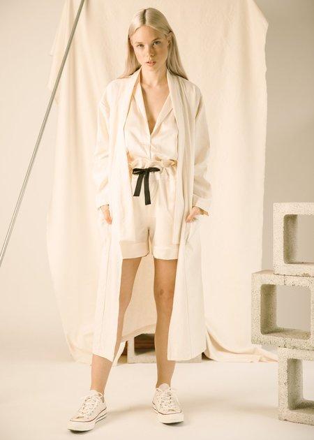 Unisex SEEKER Kimono - Kelp