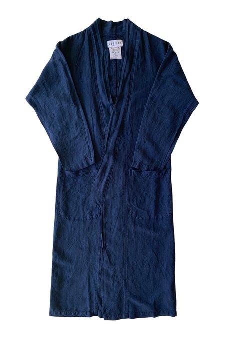 Unisex SEEKER Kimono - Navy