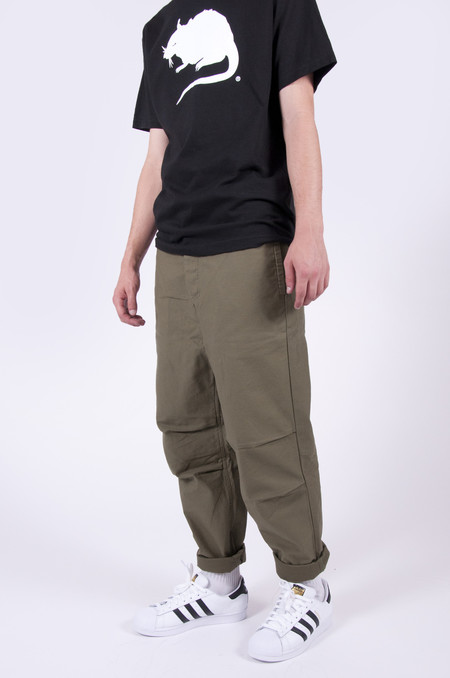 Wings + Horns Reverse Twill Fatigue Pant Olive