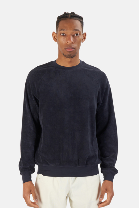 La Paz Cunha Sweatshirt Sweater - Navy