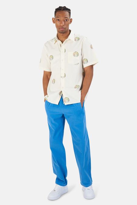 La Paz Lemos Beach Trousers - Blue