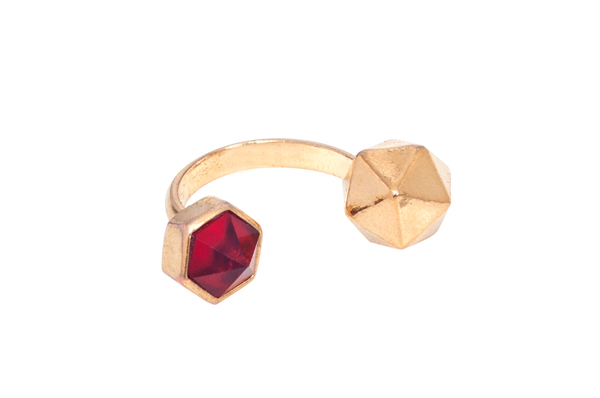 Psyche Collision Ring