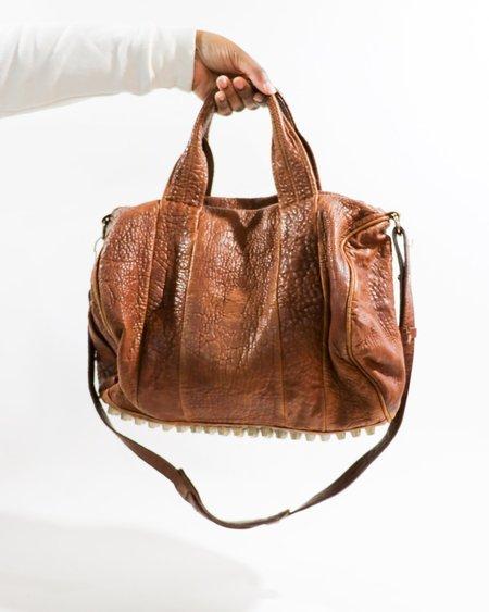 [Pre-loved] Alexander Wang Pebbled Leather Duffel Bag