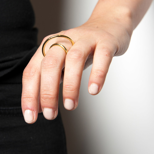 Psyche Infinity Ring