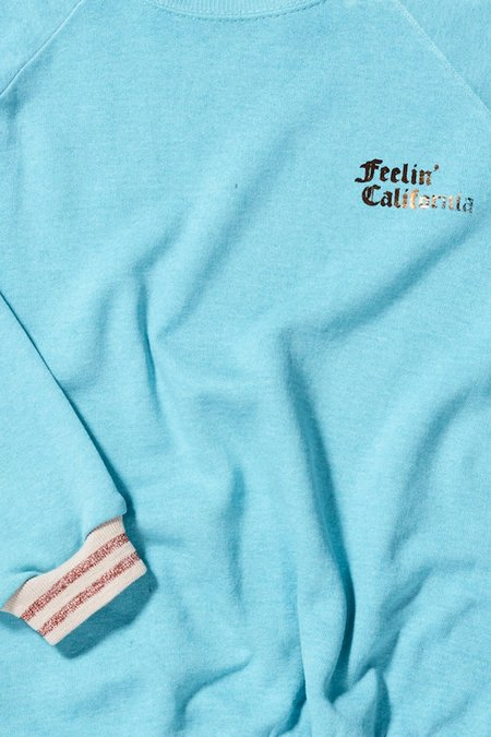 Vintage AqC Samy Feelin' California #17 Sweatshirt