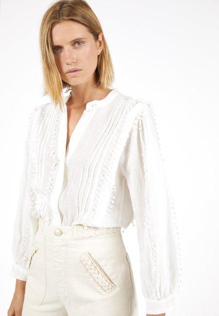 Masscob Brunella Top - White