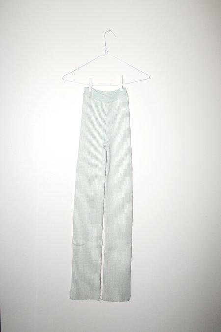 giu giu NONNA X-Long Pants - Ocean Glitter