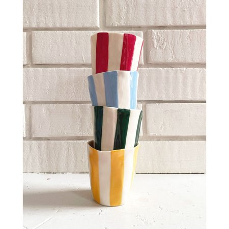 Isabel Halley Fall Pack of Wine Cups