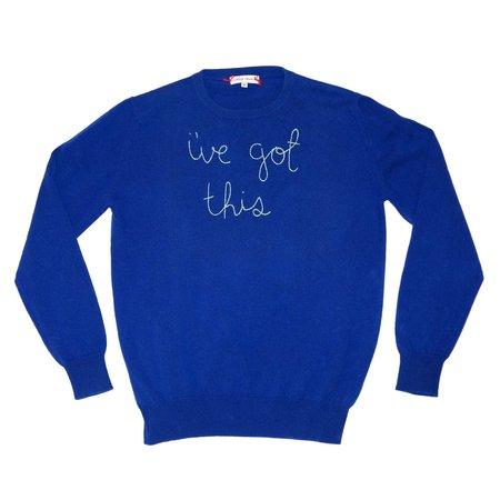 Lingua Franca I've Got This Cashmere Sweater