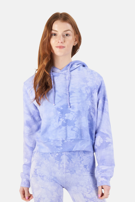 Cotton Citizen Milan Hoodie Sweater - Lilac