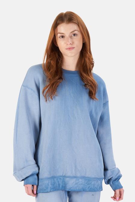 Cotton Citizen Brooklyn Oversized Crew Sweater - Crystalline Mix