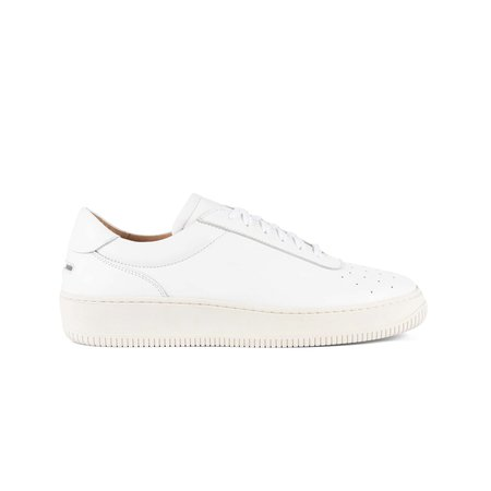 Unseen Footwear Clement Leather sneakers - White