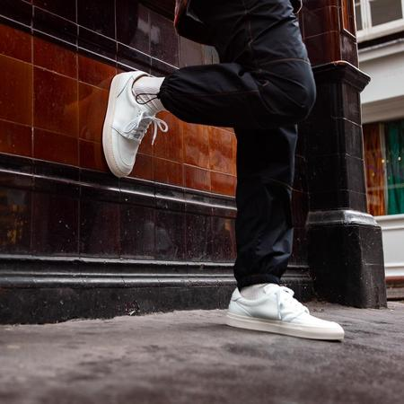 Unseen Footwear Saviour Leather sneakers - White