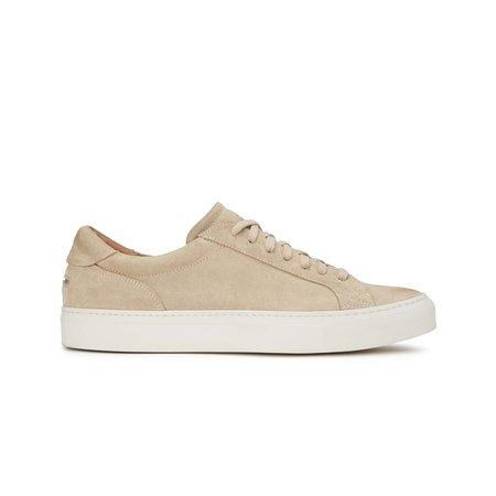 Unseen Footwear Helier Suede Sneaker - Taupe