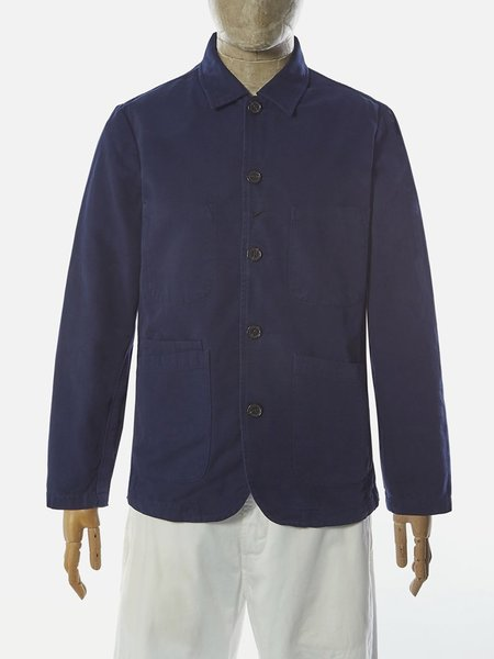 Universal Works Bakers Jacket - Navy