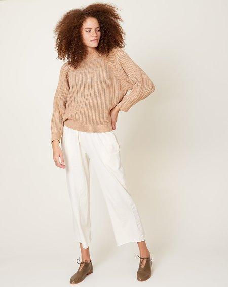 Wol Hide Sweatshirt Sweater - Oatmeal
