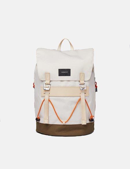 Sandqvist Johannes Leather Backpack